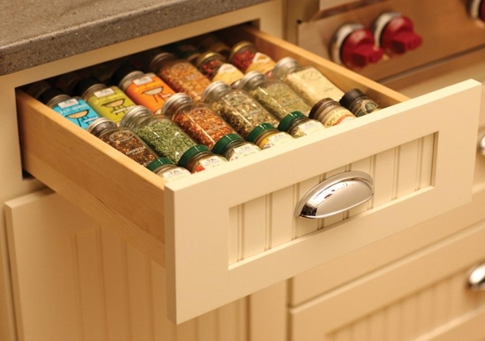 Ящик для специй на кухне своими руками