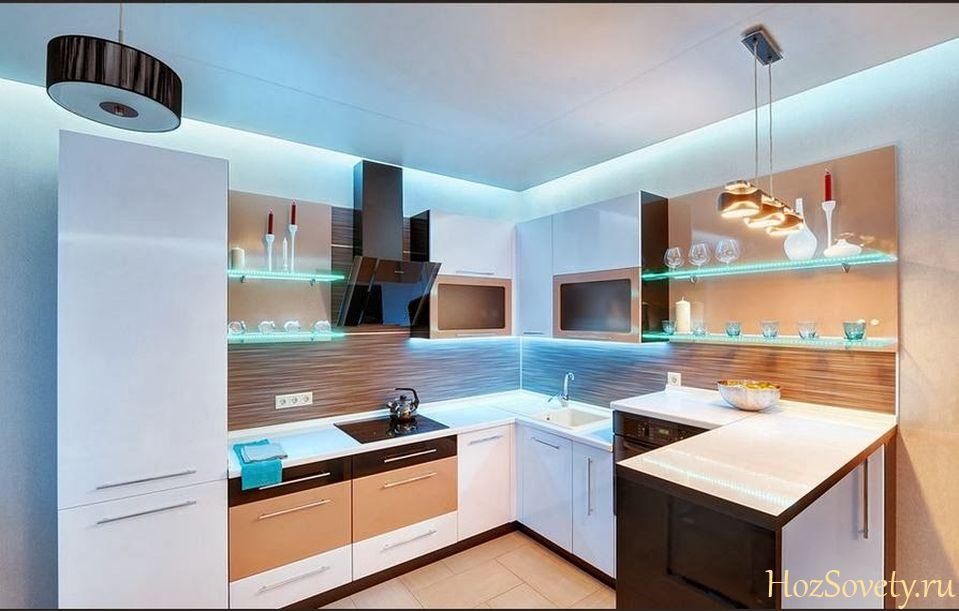 Фото для кухни дизайн 2017 года новинки угловые