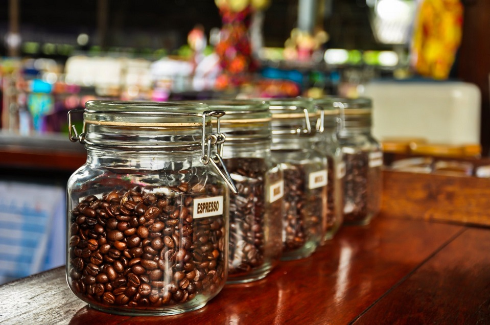 coffee-jars