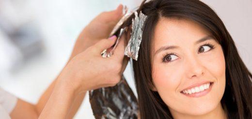 как вывести пятно от краски для волос