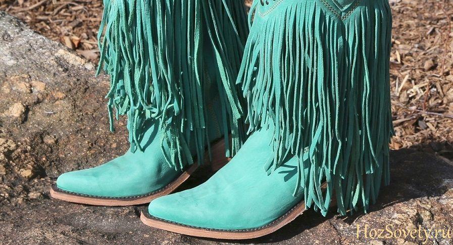 как ухаживать за обувью из нубука2