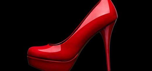 как ухаживать за лаковой обувью1