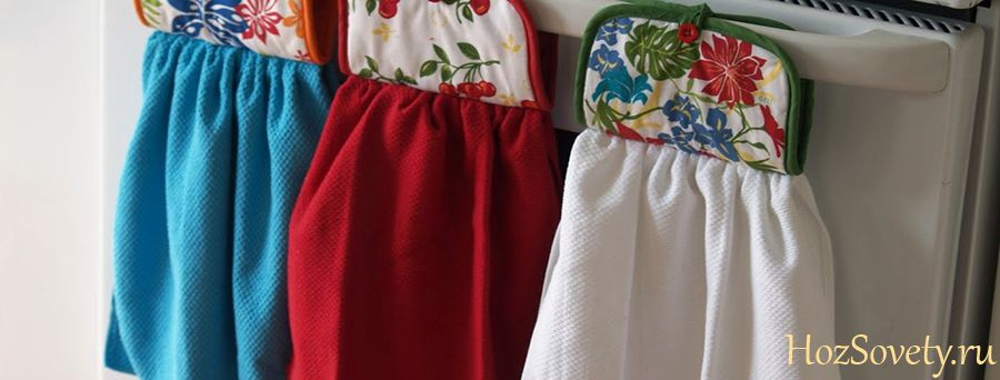 кухонные полотенца4